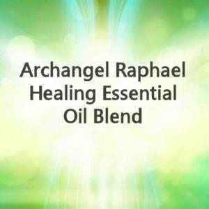 archangel raphael essential oil blend