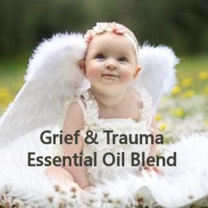 grief & trauma essential oil blend