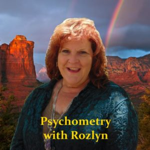 Psychometry with Rozlyn